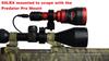 50LRX Rifle light 1 - 4 colors
