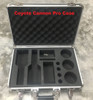 2 Coyote Cannons Hard Case