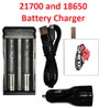21700/18650 battery Charger