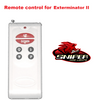 Remote control for Exterminator II
