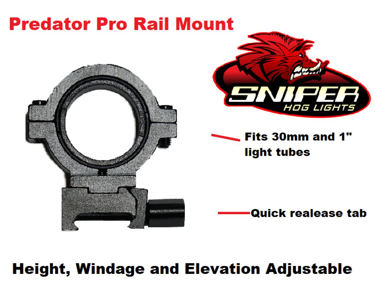 Predator Pro Rail Mount