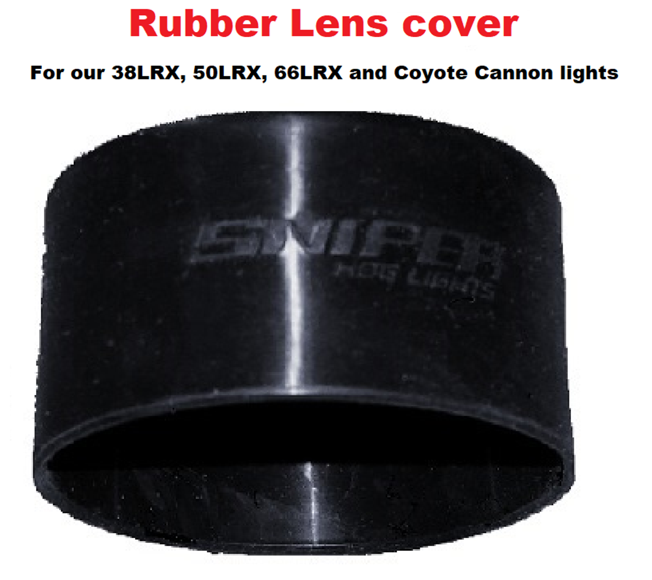 Rubber Lens covers