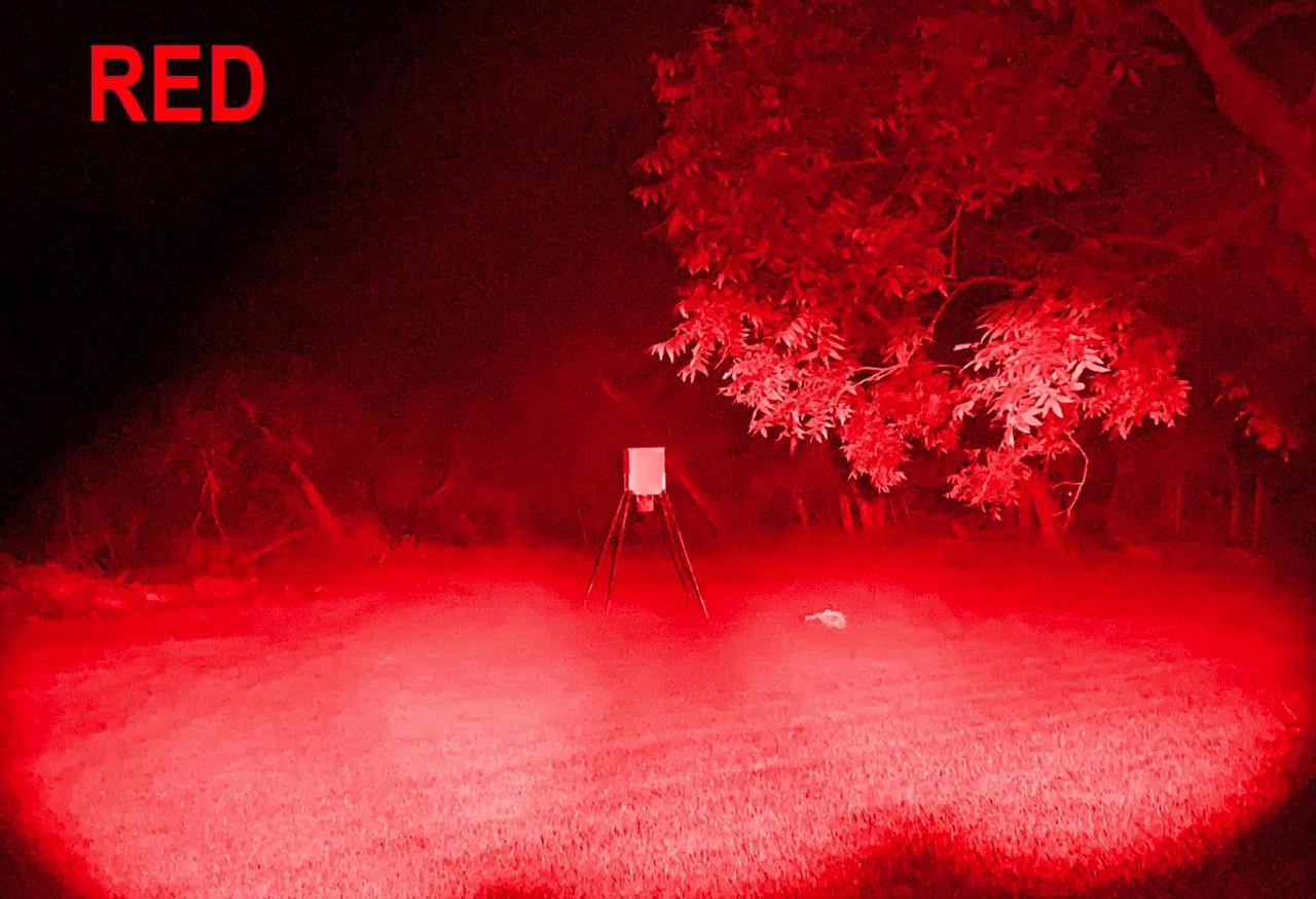 Exterminator III Feeder light