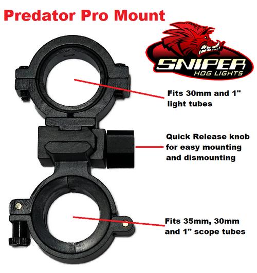 Predator Pro Mount