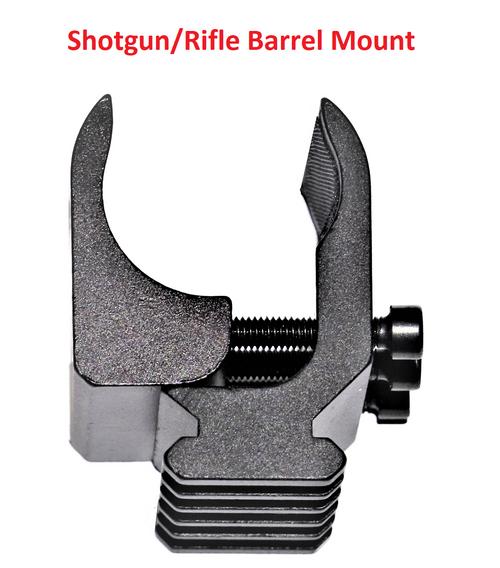 Shotgun/Rifle Barrel Mount