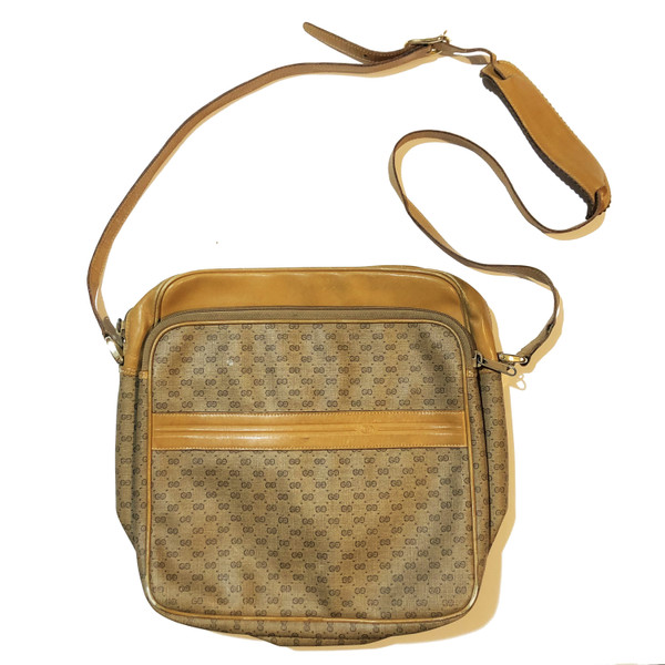 fantastic savings select for authentic new york Vintage Gucci 1980s Side Bag