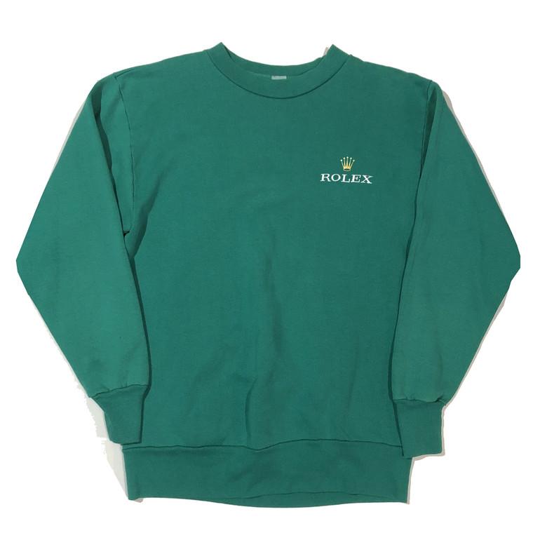 Vintage 90s ROLEX Crewneck Sweatshirt