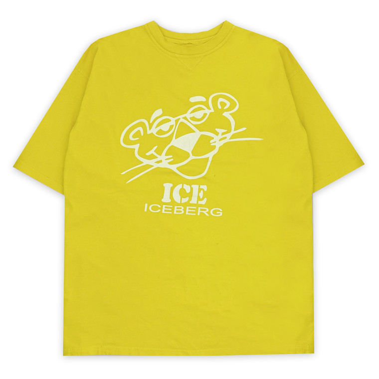 Vintage Early 90s Iceberg Italy T-shirt