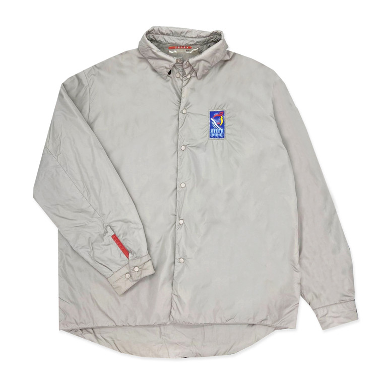 2000s Prada Official St. Moritz Ski School Jacket