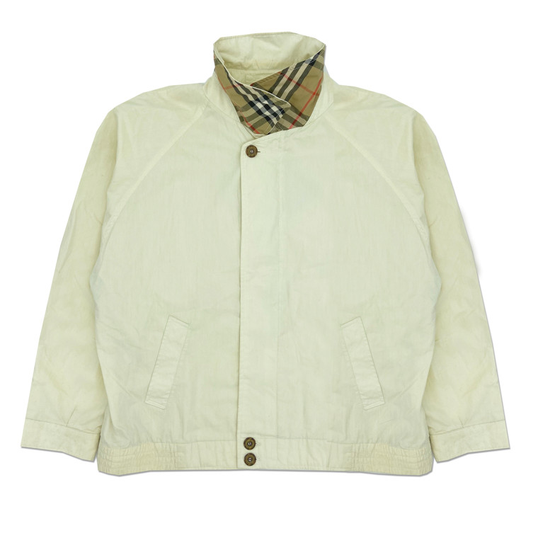 Vintage 90s Burberry's of London Nova Check Essential Jacket