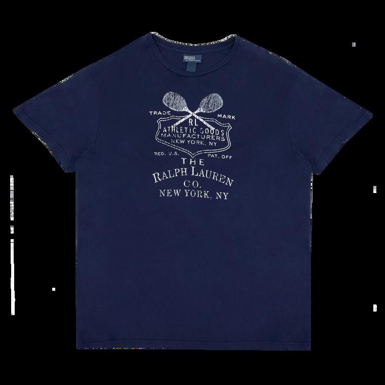 Vintage 90's Polo Ralph Lauren Athletic Goods T-Shirt