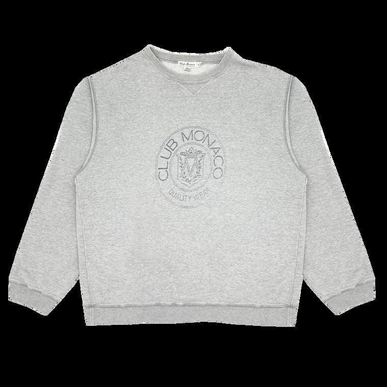 Vintage 90's Club Monaco Crewneck Sweatshirt