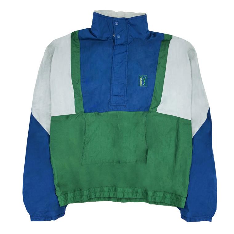 Vintage 80s PGA Tour Windbreaker Jacket