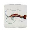 Betsy's Shrimp Coasters - Set of 4