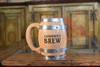 Barrel Mugs -  Pair - Personalized