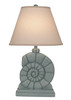Weathered Sea Snail Table Lamp