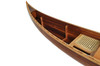 Half Canoe Display  - 9'