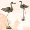 """Sea Birds - Set of 2 - 14"""" and 21"""""""