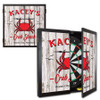 Personalized Dart Board - Crab Shack