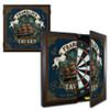 Personalized Dart Board - Tavern