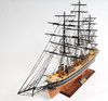 "Cutty Sark 34""  (Rigging Model) with Optional Personalized Plaque"