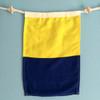 Nautical Signal Flag - Framed - Letter K