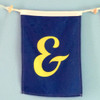 Nautical Signal Flag - & (Ampersand)