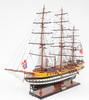 """Amerigo Vespucci Model Ship - 32"""""""