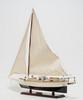 "Skipjack Painted Model Ship - 31"""