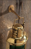 "(GH-191) 6"" Brass Lantern Hook"