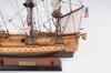 "USS Constitution 22.5""  with Optional Personalized Plaque"