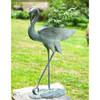 Crane Planter Holder
