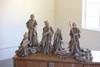 Driftwood Christmas Nativity Figures - Set of 6