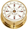 """Downeaster Wind Speed and Direction Gauge with Tru Gust, Lighthouse Face - 6"""""""
