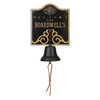 Personalized Lighthouse Welcome Bell Nautical Plaque