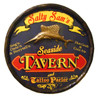 Personalized Seaside Tavern Quarter Barrel Sign - 21""