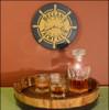 "Personalized Yacht Club Clock - 12"""