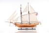 "Harvey Model Ship - 26"" - Optional Personalized Plaque"