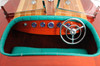 Chris Craft Triple Cockpit Painted with Optional Personalized Plaque
