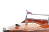 Chris Craft Runabout -  Mid Size - with Optional Personalized Plaque