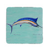 Blue Marlin Coasters - Set of 4