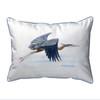 Eddie's Blue Heron Pillows