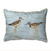 Yellowlegs Pillows