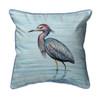Dick's Little Blue Heron Pillows