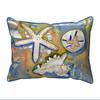 Beach Treasures Pillows