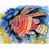 Betsy's Lion Fish Place Mats - Set of 2