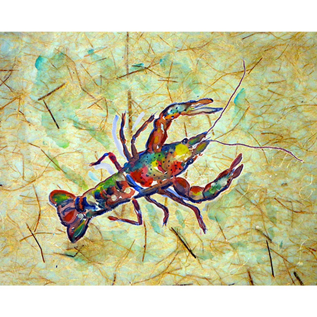 Crayfish Place Mats - Set of 2