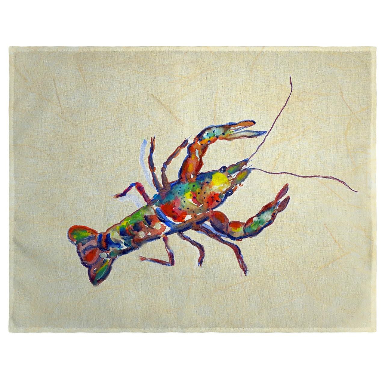 Crayfish B Place Mats - Set of 2