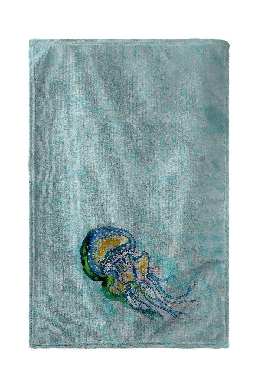 Jelly Fish Beach Towel