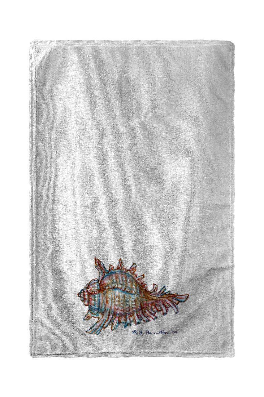 Conch Beach Towel
